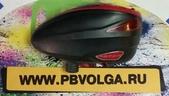 Фидер Dye Rotor - Black/Red (Б.У.) со спидфидом