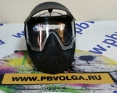 Маска Valken Annex Mi 7 Deluxe Paintball Thermal Mask - Black (Б.У.)