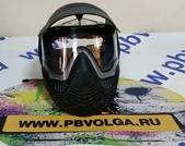 Маска Valken Annex Mi 7 Deluxe Paintball Thermal Mask - Black (Б.У.)