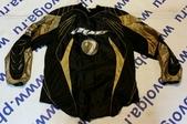 Джерси Dye C6 - Black/Gold (Б.У.)