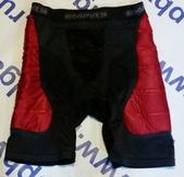 Защитные шорты Empire Black/Red (Б.У.)