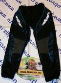 Штаны Valken Redemption Paintball Pants - Blue Slash (Б.У.)