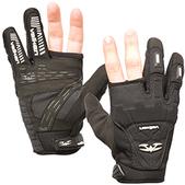 Перчатки Valken Impact 2 finger - Black