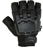 Перчатки Valken Tactical Half Finger - Black