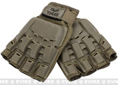 Перчатки Valken Tactical Half Finger - Tan
