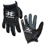 Перчатки Empire 2014 Contact Zero FT Paintball Gloves - Black