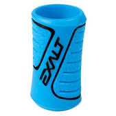 Exalt Regulator Grip - Cyan/Black